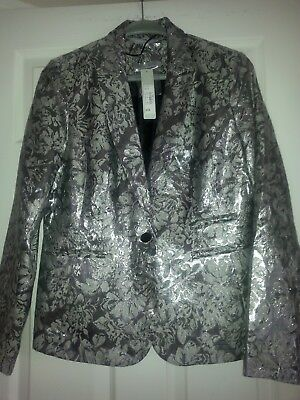 red herring silver trouser suit 14