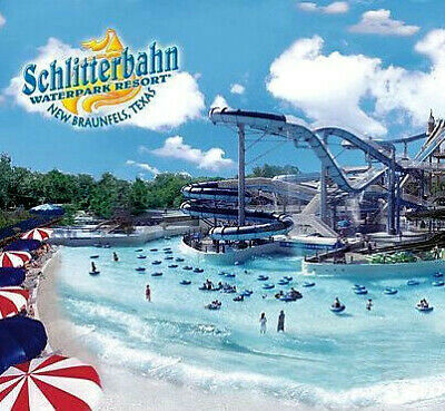 Schlitterbahn New Braunfels Ticket Season Pass Savings    A Promo Discount Tool