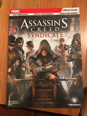 Assassin's Creed Syndicate Official Strategy Guide Walkthrough