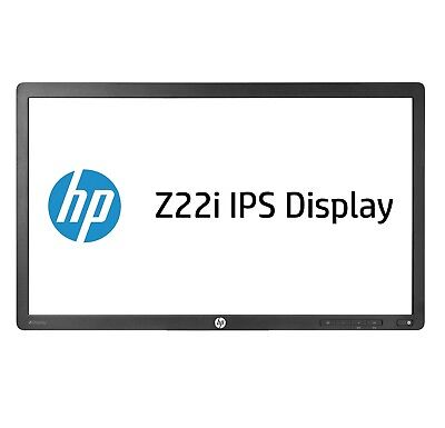 """HP Z22i 21.5"""" (22"""") Full HD LED Backlit IPS LCD PC Monitor Display Port NO STAND"""