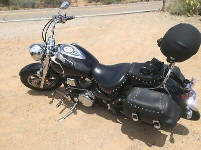 2005 Yamaha Road Star  2005 Yamaha XV1700A Road Star Midnight Silverado