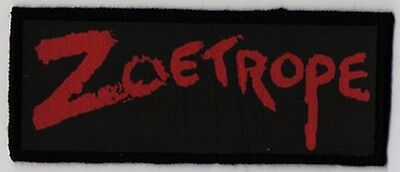 Zoetrope Patch / Speed-Thrash-Black-Death Metal