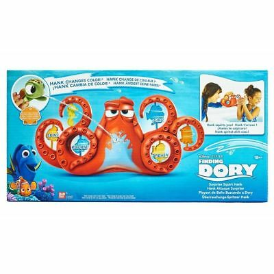 Finding Dory Nemo Surprise Squirt Hank Water Playset