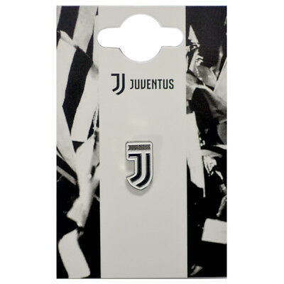 Juventus Fc Crest Enamel Crest Pin Badge Football Club New Xmas Gift