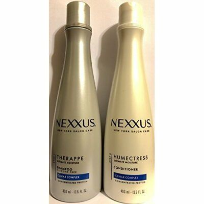 Nexxus Therappe Shampoo & Humectress Conditioner Replenishing System 13.5 Oz Duo
