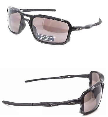 8a2bddbf39 NEW Oakley sunglasses Triggerman Polished Black Prizm Daily Polarized 9266- 06