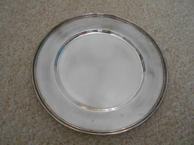 Vintage S. KIRK & SONS .925 Sterling silver tray platter