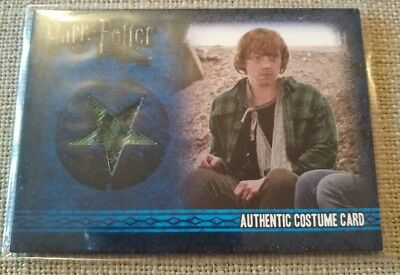 Harry Potter Deathly Hallows Part 1 Ron Weasley Costume C6 - 438/450