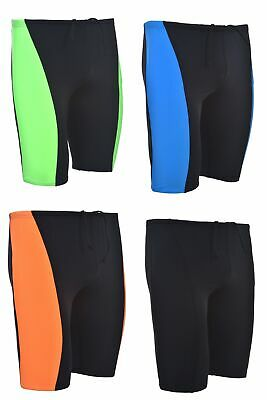2459800bdd Sand Storm Men s Jammer Performance Swimsuit Racer Nylon Spandex QUALITY