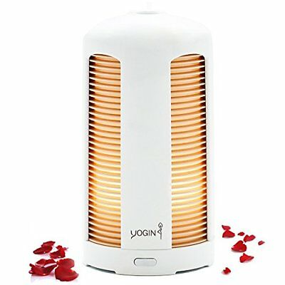 Diffusore di oli essenziali, Yogin 100 ml aroma umidificatore a ultrasuoni (wy5)