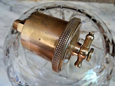 LUNKENHEIMER IDEAL No. 2 GREASE CUP Hit Miss Engine Steam Tractor