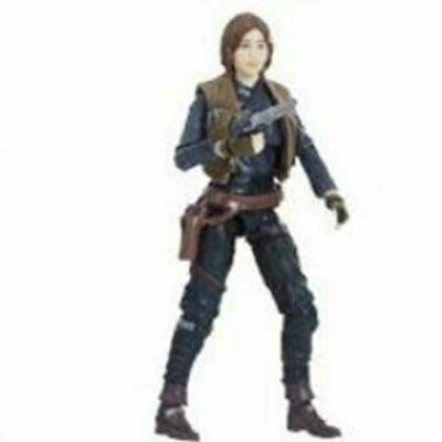 "Star Wars ""The Vintage Collection"" Jyn Erso 3 3/4-Inch Action Figure"