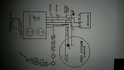 power inverter 120 volt car altenator conversion plans