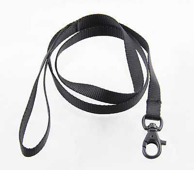 Lead Leash Fetish Bondage Restrain Dog Lead BDSM Collar Black Nylon