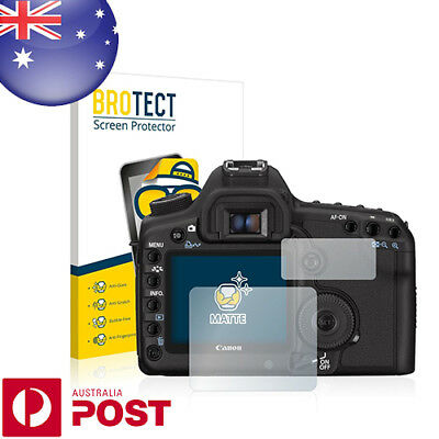 2x BROTECT® Matte Screen Protector for Canon EOS 5D Mark II - P054A