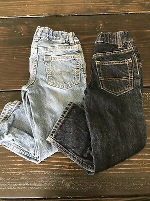 Lot of 2 Toddler Boys Jeans Size 3T