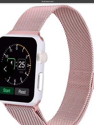 Milanese Loop Mesh Band for Apple Watch Series 1, 2, and 3  size 42 mm