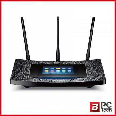 TP-Link Touch P5 AC1900 Touch Screen Wi-Fi Gigabit Router - NBN Ready
