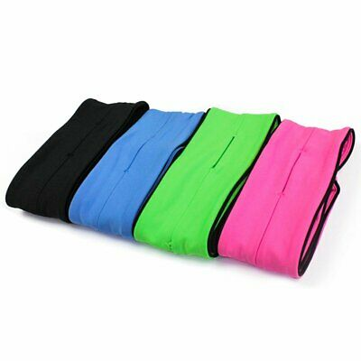 Sport Waist Pack Belt Bag Fitness Running Jogging Money Wallet Phone Pouh  EU