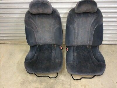 HOLDEN COMMODORE VY VX VY FRONT & REAR SEATS & 4 Door Trims.