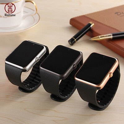 New Bluetooth Smart Wrist Watch GT08 Touch Screen Phone Mate for Android Samsung