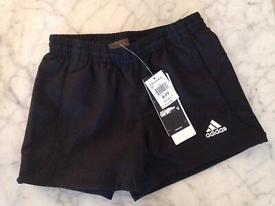 New Boys Adidas Shorts Size 6-7 Years Rrp $40