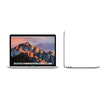 """New Apple MacBook Pro 13.3"""" i5 8GB 512GB SSD Touchbar Silver - Next Day Delivery"""
