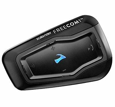 CARDO Headset Scala Rider FREECOM 1 Kommunikationsgerät Bluetooth 4.1