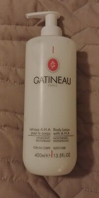 Gatineau Body Lotion with AHA 400ml Supersize BN
