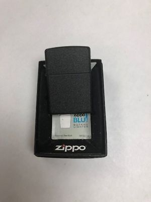 Zippo Windproof Black Matte Lighter Item 218