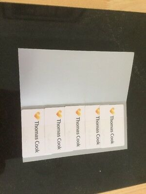 Thomas Cook Gift Cards £500