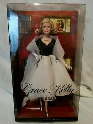 Barbie collector Grace Kelly rear window