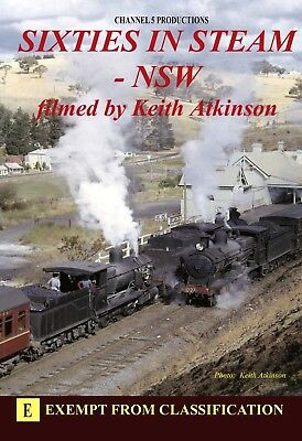 Sixties in Steam - NSW