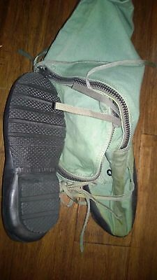 New Military Mukluk Boots Men's 8-10 Authentic USGI Extreme Cold Weather Mukluks
