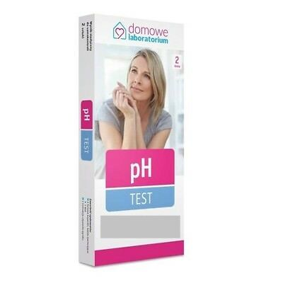 PH test for Vaginal Infections 2 x Self-Test