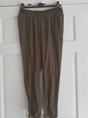 lightweight maternity trousers size 12