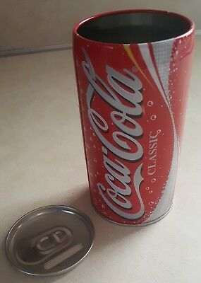 Coca Cola Can Bank Collectible
