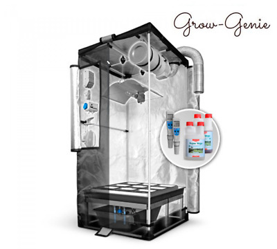 Grow Genie All IN ONE AERO G-Box 0.8 growSYSTEM  HPS 250W Meister Grow
