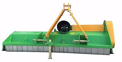 """60"""" Flail Mower, EF-155 from Victory Tractor Implements"""