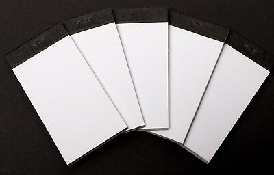 """5 Pcs. - 32304 Note Pad Refills for Montblanc Mozart Series 2"""" x  4 """""""