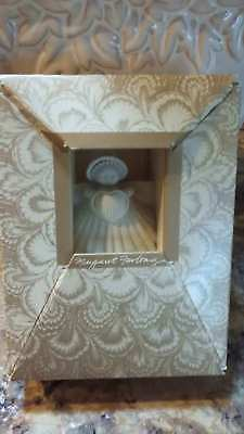 """Margaret Furlong 6 """" 1996 Angel shell Ornament with box NEW"""