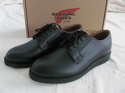 Red Wing Shoes Heritage Style 101 Postman Leather Oxford-Factory 2nds-Size 8.5
