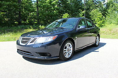 2011 Saab 9-3 SEDAN 2011 SAAB 93 2.0T, AUTOMATIC TRANSMISSION, 78K Mi EXCELLENT CONDITION, WARRANTY