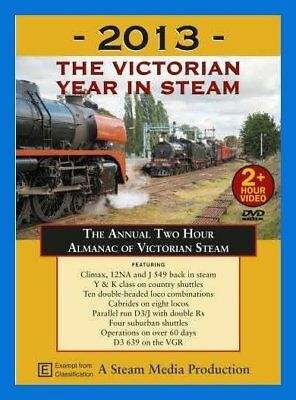 The Victorian Year in Steam - 2013