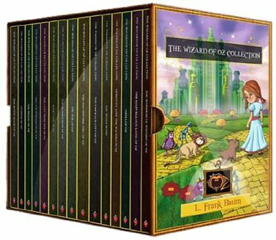 SALE Brand New Book Set, The Wizard of Oz Collection: The Wonderful Wizard of Oz