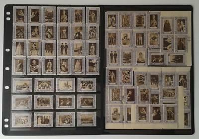 Coronation - Bulk Collection Of Cinderella Mint Stamps - Royal - (1937)