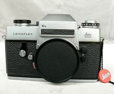 Leicaflex SL, chrom, (Made in Germany) Top Zustand,