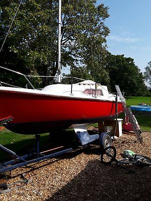 19ft sailing boat project
