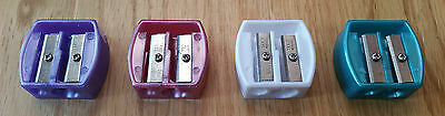 cosmetic pencil sharpener royal duo £1.35 Free P&P