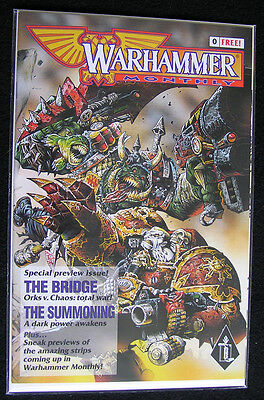 Warhammer Monthly Comic #0 (Black Library) Z1